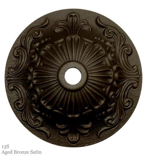 13S ~ Aged Bronze satin