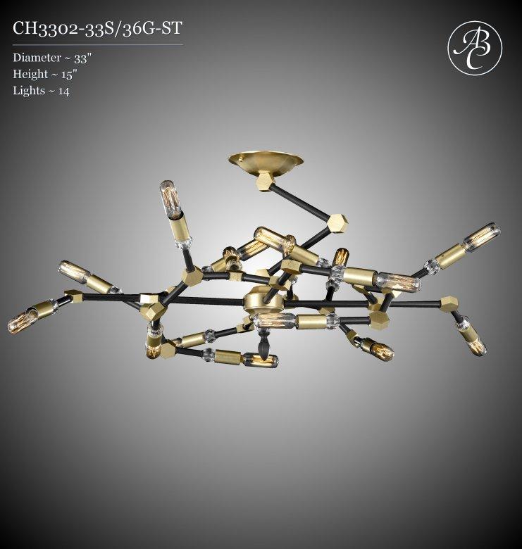 CH3302-33S-36G-ST