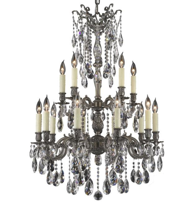 Chandeliers american brass crystal ch9823 o 10g pi mozeypictures Image collections