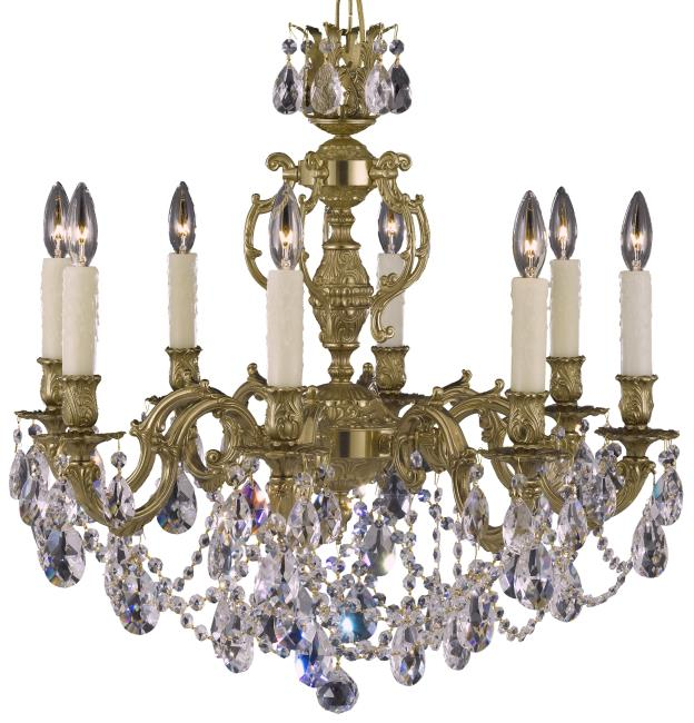 Ch9542 o 16g pi rosetta collection chandeliers american brass ch9542 o 16g pi mozeypictures Image collections