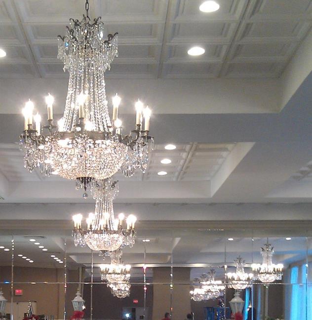 Genetti Hotel Banquet Hall