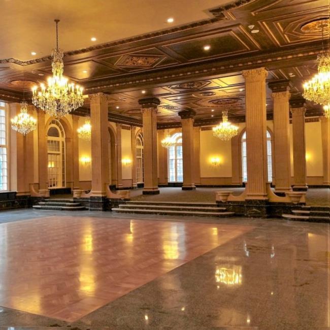 Hotel Syracue Hall