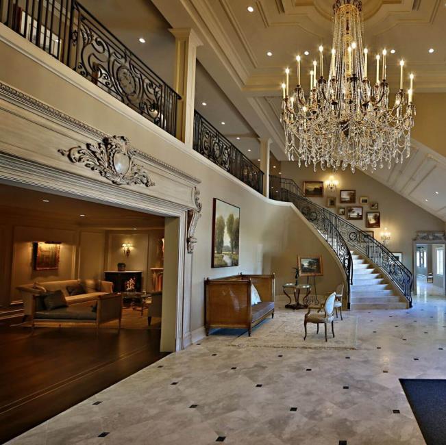 Park Chateau Lobby