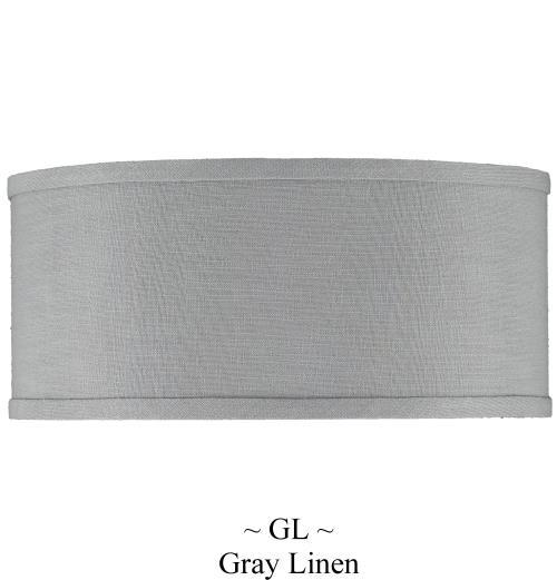 GL - Gray Linen Hardback