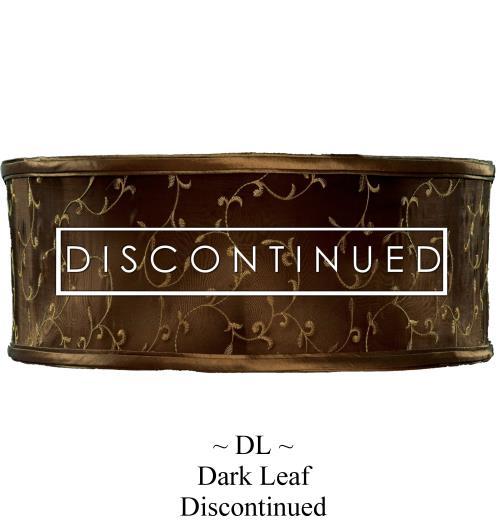 DL - Dark Leaf Softback (Disc.)