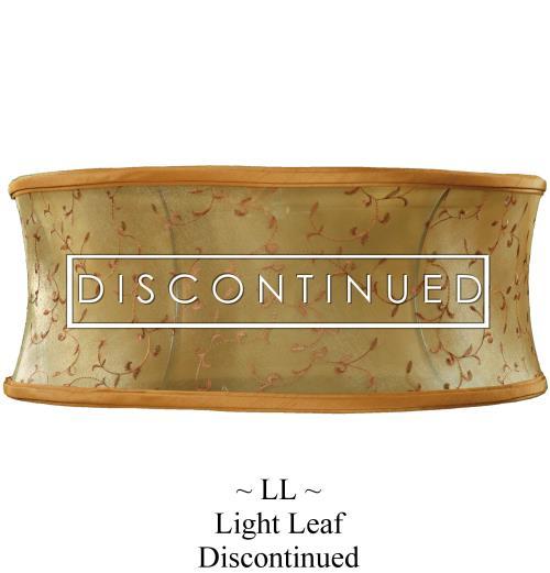 LL - Light Leaf Softback (Disc.)