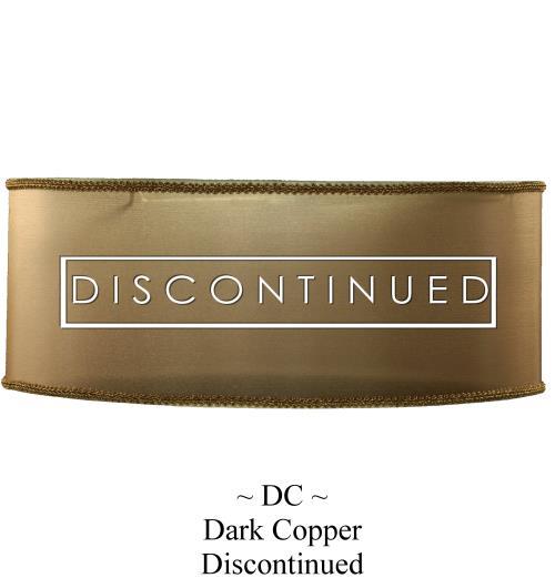 DC - Dark Copper Hardback (Disc.)