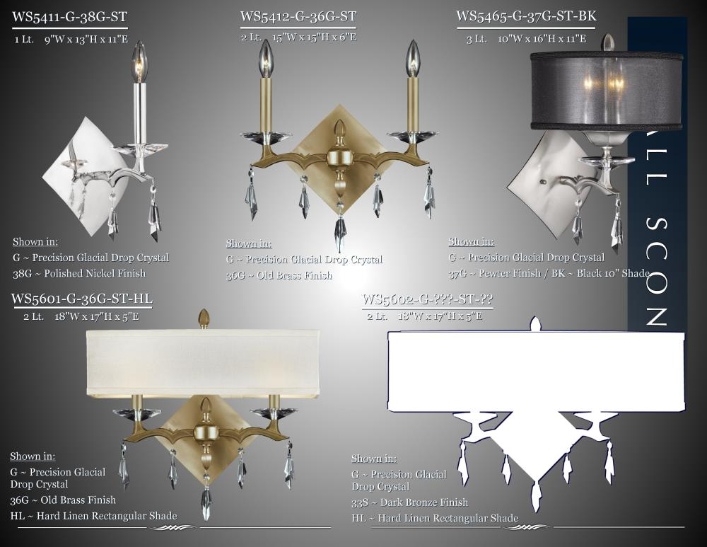 Wall Sconce P.06