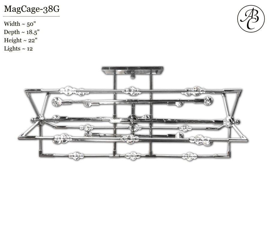 Mag Cage-38G