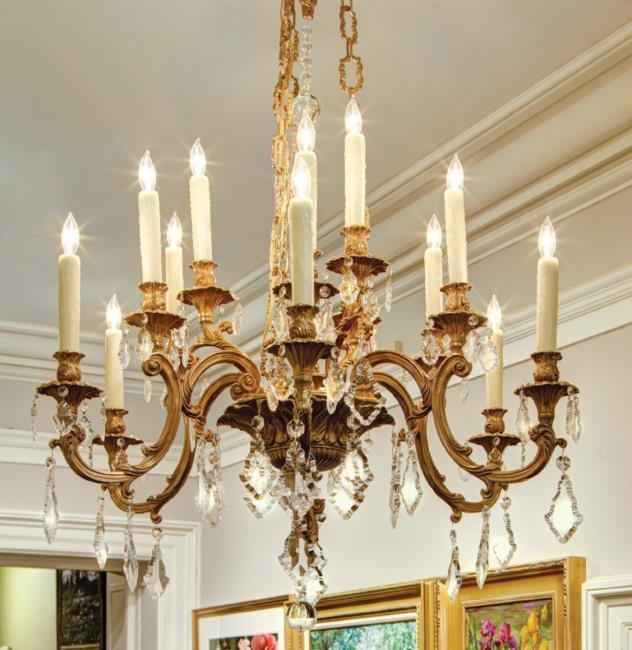 Blairsden Mansion Art Hall