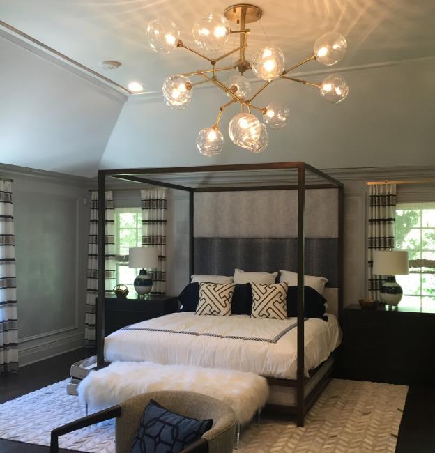 Master Bedroom Canopy